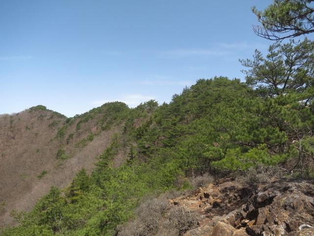 2.1備前楯山が見えてきた.JPG