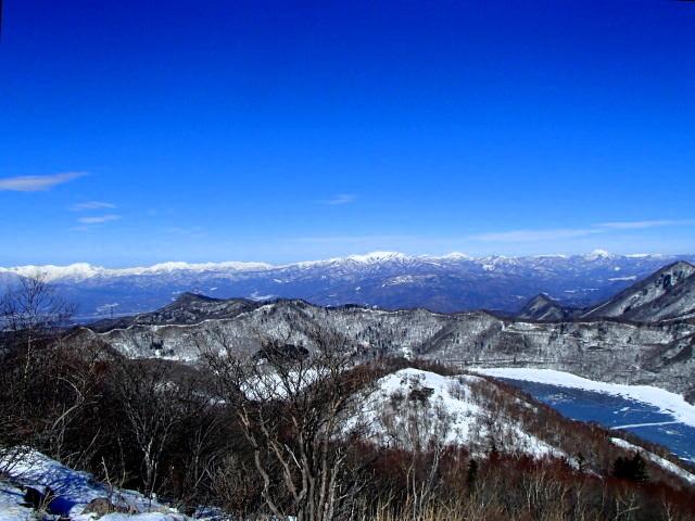 3.4谷川連峰~会津駒640.jpg