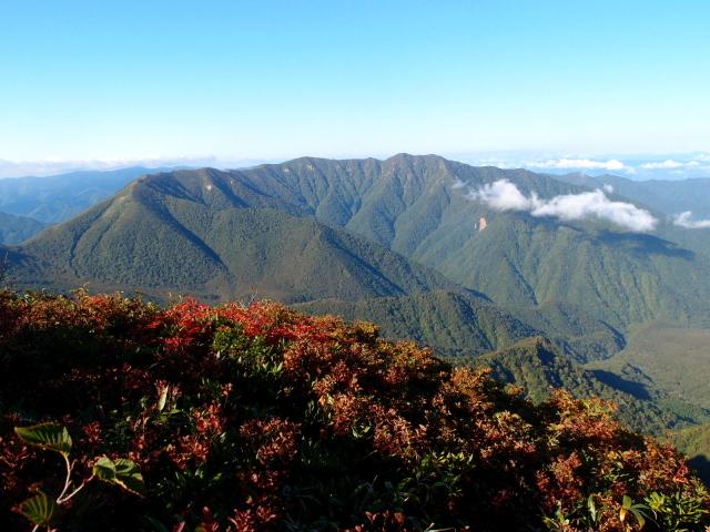 5.1流石山~三倉山.JPG